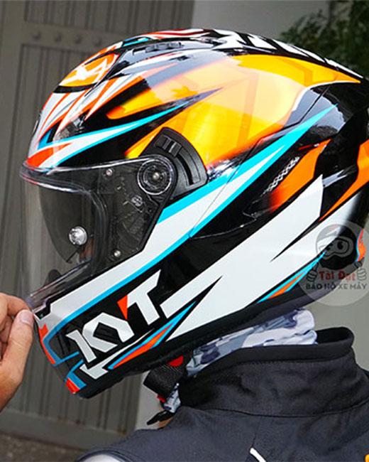 mũ bảo hiểm KYT NFR