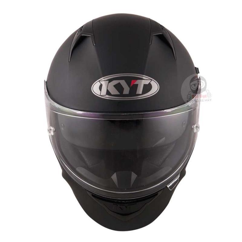 mũ bảo hiểm KYT NFR đen