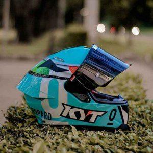 3 dòng tem đua mũ KYT TT Course được yêu thích nhất